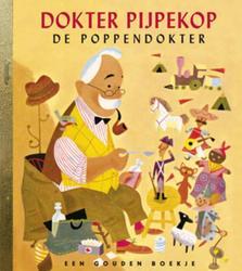Dokter Pijpekop GOUDEN BOEKJES SERIE
