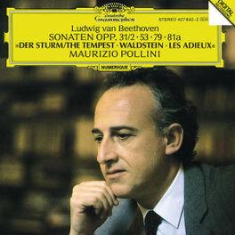 PIANOSONATE NO.17 21 25 POLLINI, M Audio CD, L. VAN BEETHOVEN, CD