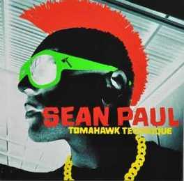 TOMAHAWK TECHNIQUE SEAN PAUL, CD