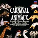 LE CARNAVAL DES ANIMAUX ARGERICH, M/FREIRE, N