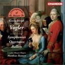 SYMPHONIES/OVERTURES/BALL G.J. VOGLER/BAMERT