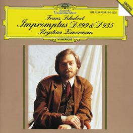 IMPROMPTUS KRYSTIAN ZIMERMAN Audio CD, F. SCHUBERT, CD