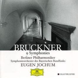 SYMPHONIES NO.1-9 BERLINER PHILHARMONIKER/EUGEN JOCHUM Audio CD, A. BRUCKNER, CD
