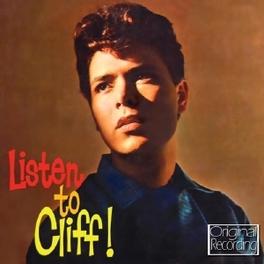 LISTEN TO CLIFF CLIFF RICHARD, CD