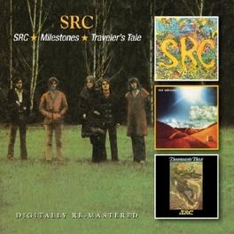 SRC / MILESTONES /.. .. TRAVELER'S TALE SRC, CD