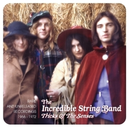 TRICKS OF THE SENSES RARE AND UNRELEASED RECORDINGS 1966-1972 Audio CD, INCREDIBLE STRING BAND, CD
