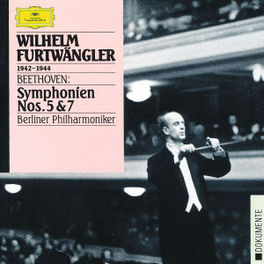 SYMPHONY NO. 5 & 7 -BERLINER PHILHARMONIC/FURTWANGLER Audio CD, L. VAN BEETHOVEN, CD