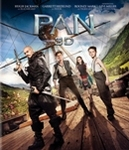 Pan (3D+2D), (Blu-Ray)