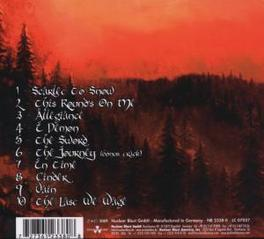 PROFUGUS MORTIS -LTD- CANADIAN PAGAN FOLK METAL BLACKGUARD, CD