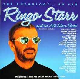 ALL-STARR BAND RINGO STARR, CD