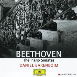 COMPLETE PIANO SONATAS W/DANIEL BARENBOIM Audio CD, L. VAN BEETHOVEN, CD