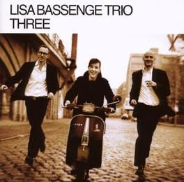 THREE BASSENGE, LISA -TRIO-, CD