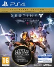 Destiny, The Taken King  PS4