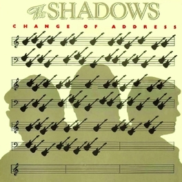 CHANGE OF ADDRESS-REMAST- SHADOWS, CD