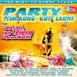 PARTY STIMMUNG GUTE LAUNE V/A, CD