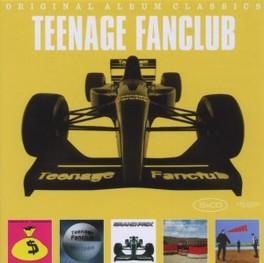ORIGINAL ALBUM CLASSICS BANDWAGONESQUE/13/GRAND PRIX/SONGS FROM NORTH../HOWDY! TEENAGE FANCLUB, CD