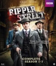 Ripper street Seizoen 1-3
