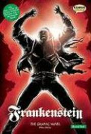 Frankenstein The Graphic Novel: Quick Text Version, Shelley, Mary Wollstonecraft, Paperback