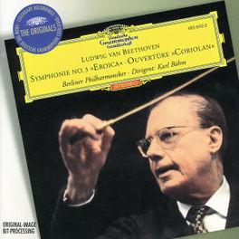 SYMPHONY NO.3/COROLIAN BERLIN PHIL.ORCHESTRA/KARL BOHM Audio CD, L. VAN BEETHOVEN, CD