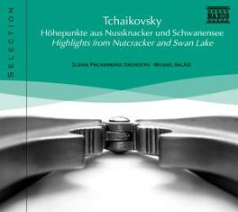 HIGHLIGHTS SLOVAK P.O./HALASZ P.I. TCHAIKOVSKY, CD