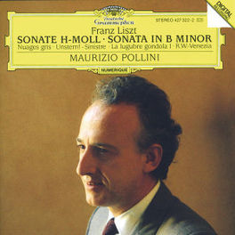 PIANO SONATA IN B MINOR/N POLLINI, M Audio CD, F. LISZT, CD