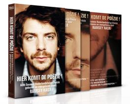 Hier komt de poezie! .. EEUWEN NEDERLANDSTALIGE POEZIE // DOOR RAMSEY NASR acht eeuwen Nederlandse poëzie, Ramsey Nasr, Luisterboek