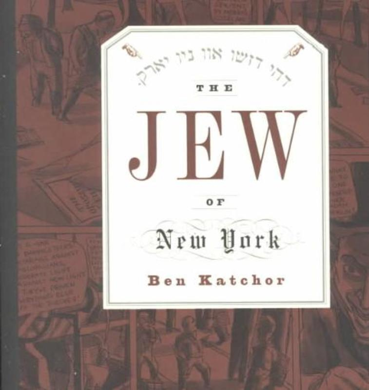 The Jew of New York KATCHOR, Paperback