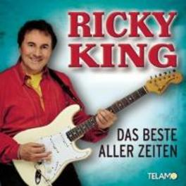 DAS BESTE Ricky King, CD