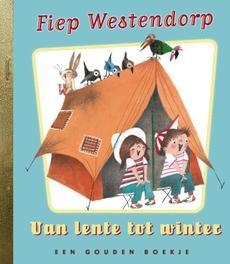 Van lente tot winter .. WINTER // GOUDEN BOEKJES SERIE gouden boekje, Van der Voort, Hans, onb.uitv.