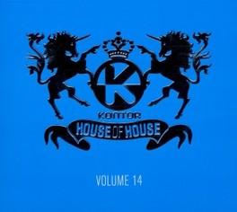 KONTOR HOUSE OF THE HOUSE V/A, CD