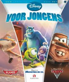 Disney voor jongens CD + BOEK disney Lees mee, AUDIOBOOK, Hardcover