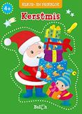 Kerstmis kleur- en prikblok