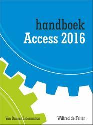 Handboek access: 2016