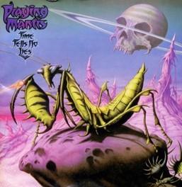 TIME TELLS NO.. -REMAST- .. LIES, 1980 ALBUM PRAYING MANTIS, CD