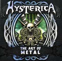 ART OF METAL HYSTERICA, CD