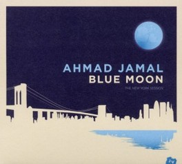 BLUE MOON AHMAD JAMAL, CD