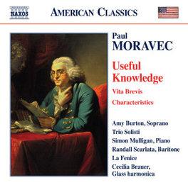 USEFUL KNOWLEDGE/VITA BRE AMY BURTON/SIMON MULLIGAN P. MORAVEC, CD