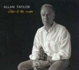 COLOUR TO THE MOON Audio CD, ALLAN TAYLOR, CD