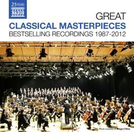 GREAT CLASSICAL.. TRIBUTE TO ALL NAXOS ARTISTS:NISHIZAKI/JENO JANDO ETC. V/A, CD