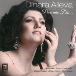 PACE, MIO DIO CATALANI/CILEA/LEONCAVALLO/PUCCINI/VERDI DINARA ALIEVA, CD