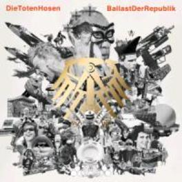 BALLAST DER REPUBLIK TOTEN HOSEN, CD