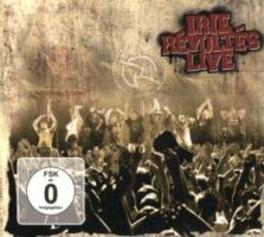 LIVE -CD+DVD- IRIE REVOLTES, CD