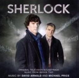 SHERLOCK 2 MUSIC BY DAVID ARNOLD & MICHAEL PRICE OST, CD