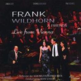 FRANK WILDHORN & FRIENDS- OST, CD