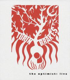 OPTIMIST:LIVE SPECIAL PACKAGING // LIVE LONDON 11.11.2011 TURIN BRAKES, CD