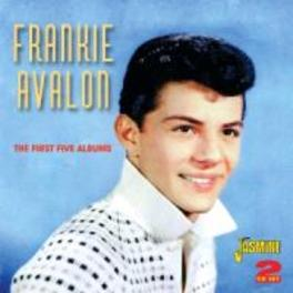 FIRST FIVE ALBUMS, 56 TKS FRANKIE AVALON, CD