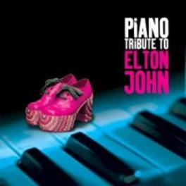 PIANO TRIBUTE TO ELTON JO V/A, CD