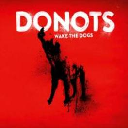 WAKE THE DOGS DONOTS, CD