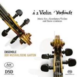 DER MUSIKALISCHE GARTEN ANNEKATRIN BELLER/ECHEVERRI J.H. SCHMELZER, CD