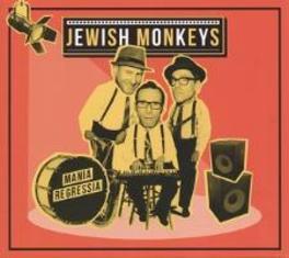 MANIA REGRESSIA JEWISH MONKEYS, CD